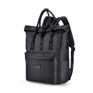 SMART Tote Backpack Charcoal - Luggage Tech