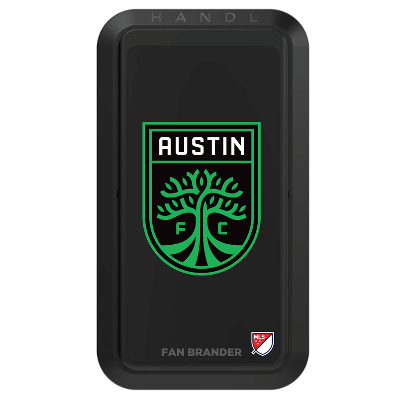 Austin FC MLS Black HANDLstick - HANDL New York
