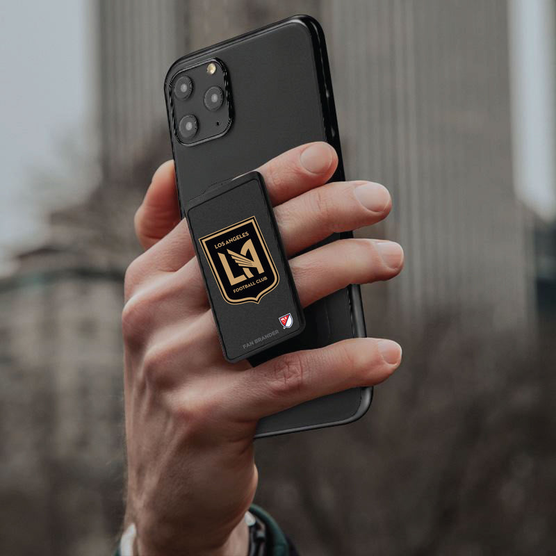 LAFC MLS Black HANDLstick - HANDL New York