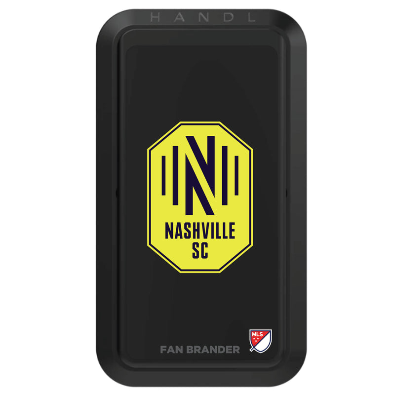 Nashville SC MLS Black HANDLstick - HANDL New York