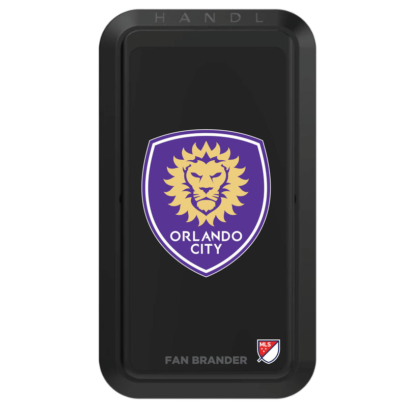 Orlando City SC MLS Black HANDLstick - HANDL New York