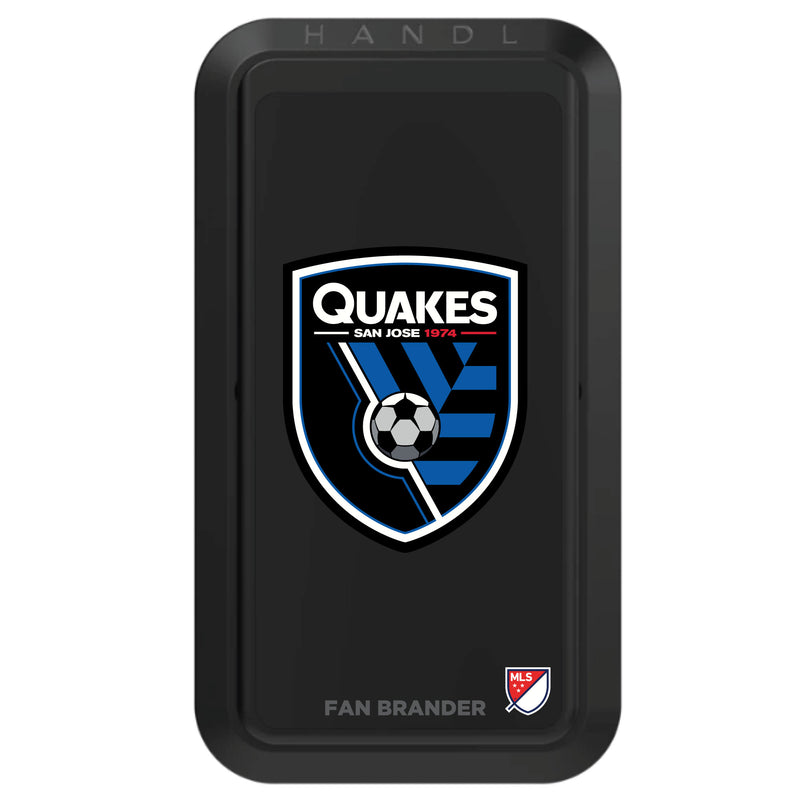 San Jose Earthquakes MLS Black HANDLstick - HANDL New York