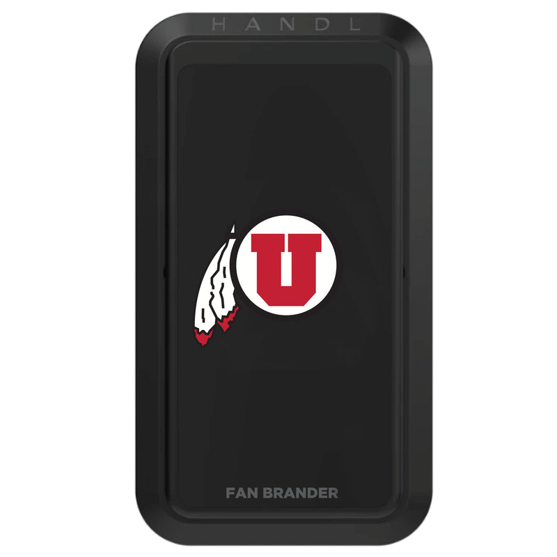 Utah Utes NCAA Black HANDLstick - HANDL New York