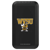 West Virginia State Univ Yellow Jackets NCAA Black HANDLStick