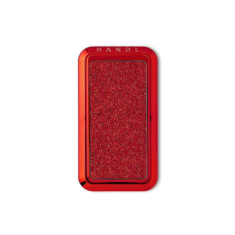 Red Glitter HANDLstick - HANDL New York