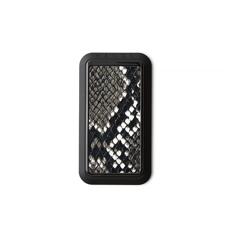 Black & White Snakeskin HANDLstick - HANDL New York