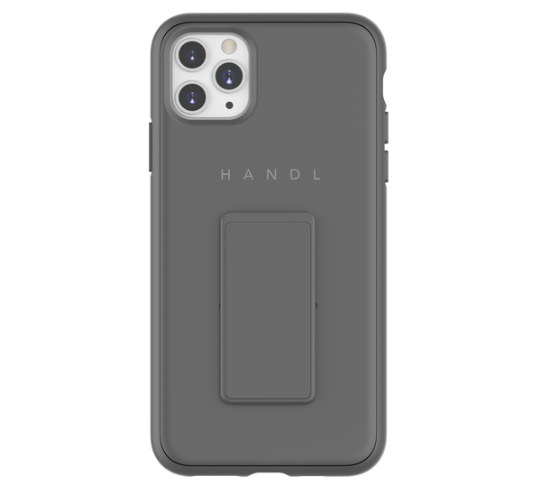Soft Touch Case - Gunmetal - HANDL New York