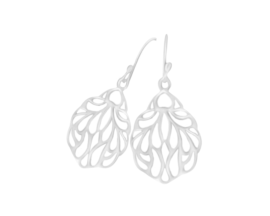 Falling Dew Drop Earrings