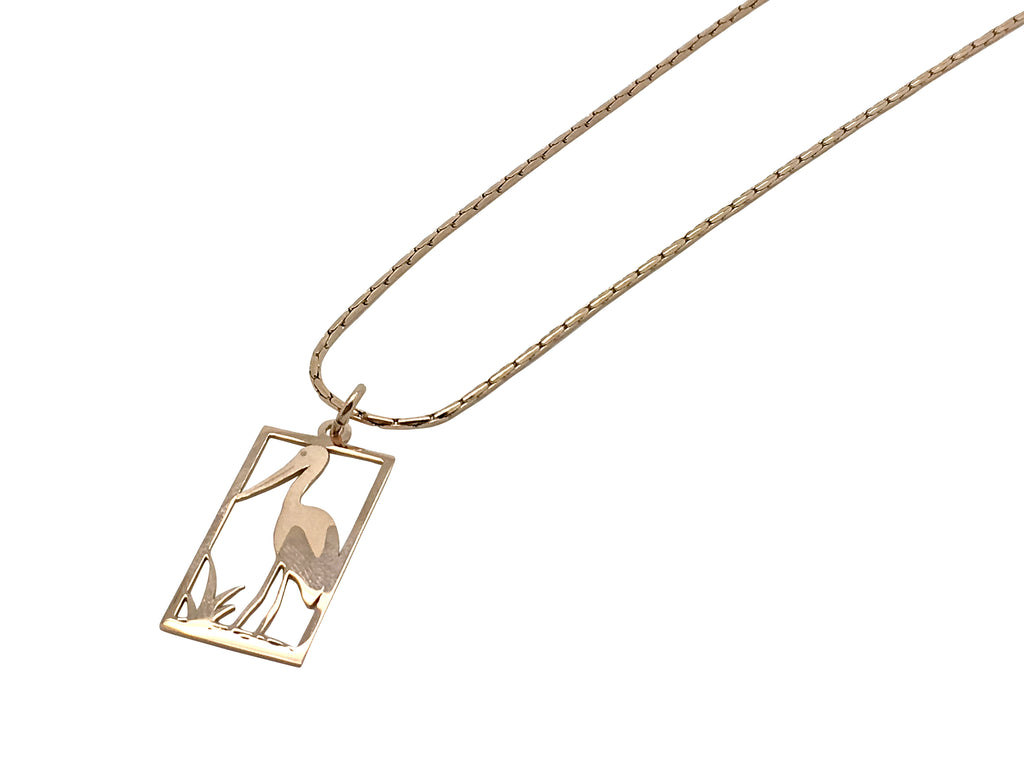 Snake Chain Rose Gold