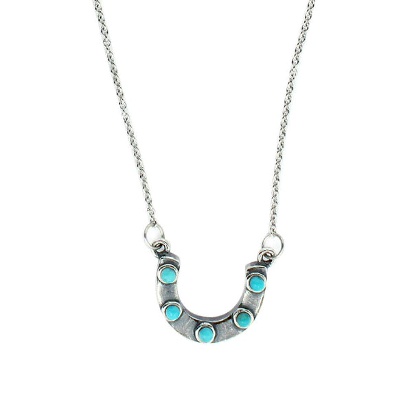 Arlo Turquoise Necklace