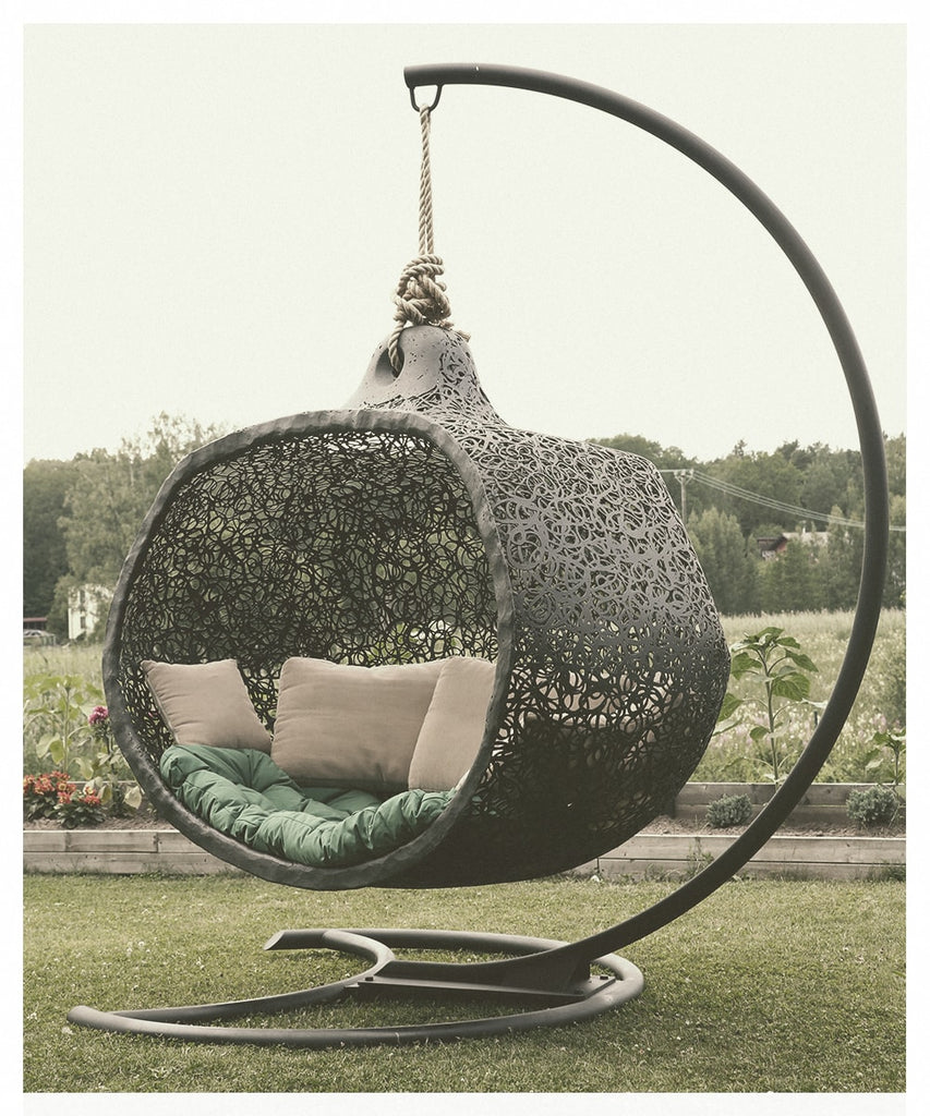 King Rock Nest Hanging Chair Laviture