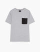 Gray T-shirt For Men