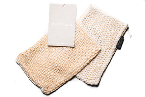 100%天然竹麻手套 100% Hemp & Bamboo Washcloth (Glove Type)