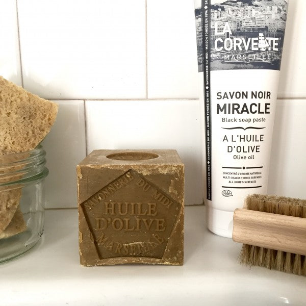 法國橄欖油馬賽皂 Soap Cube of Marseille Olive 300g
