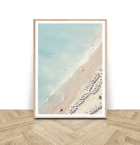 Beach Wall Art - Printable Wall Decor