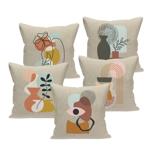 Art Cushion Covers