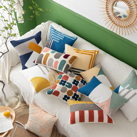 Textured Cushion Covers