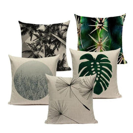 Fantasy Jungle Cushion Covers