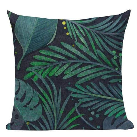 Cactus Bird Pillow Covers-TipTopHomeDecor