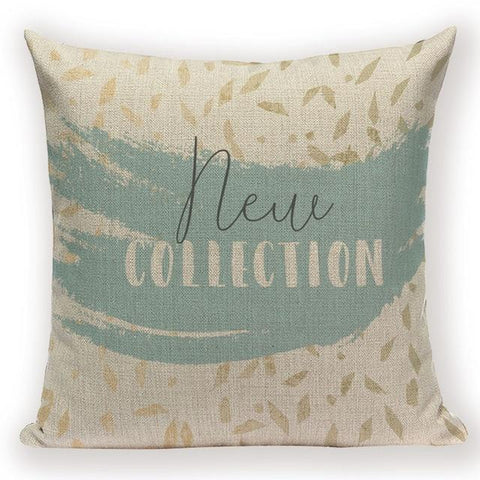 Funny Cartoon Quote Decoration Cushion Covers-TipTopHomeDecor