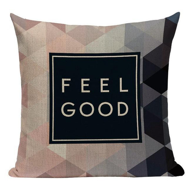 Geometric Pink Grey Nordic Deer Cushion Covers-Tiptophomedecor-Interior-Design-Home-Decor