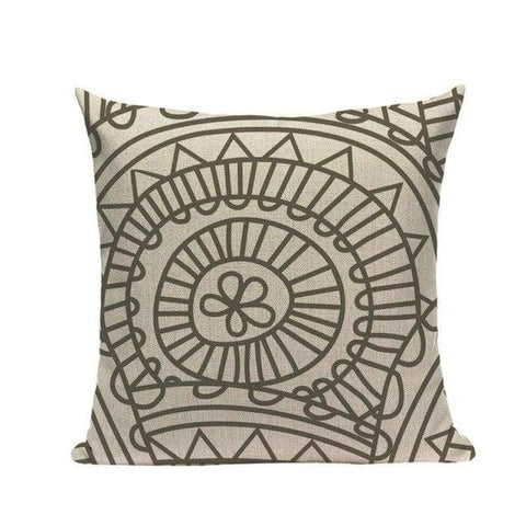 Mandala Bohemian Cushion Covers-TipTopHomeDecor