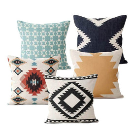 Tribal Bohemian Cushion Covers
