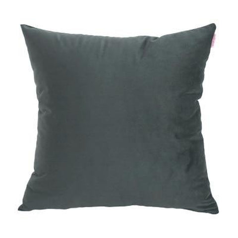 Solid Color Soft Velvet Navy Coffee Purple Throw Pillow Covers-Tiptophomedecor