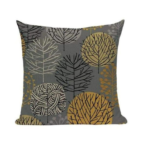 Tiptophomedecor Warm Fall Nature Cushion Covers