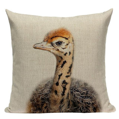 Wild Jungle Animal Cushion Covers-Tiptophomedecor-Interior-Design-Home-Decor