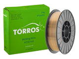 TORROS ER50-6 0.8mm D200 Welding Wire, 5kg