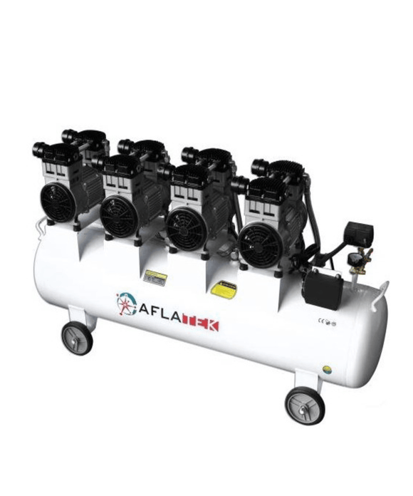 AFLATEK Silent Pro150  Air Compressor, Oil-Free.