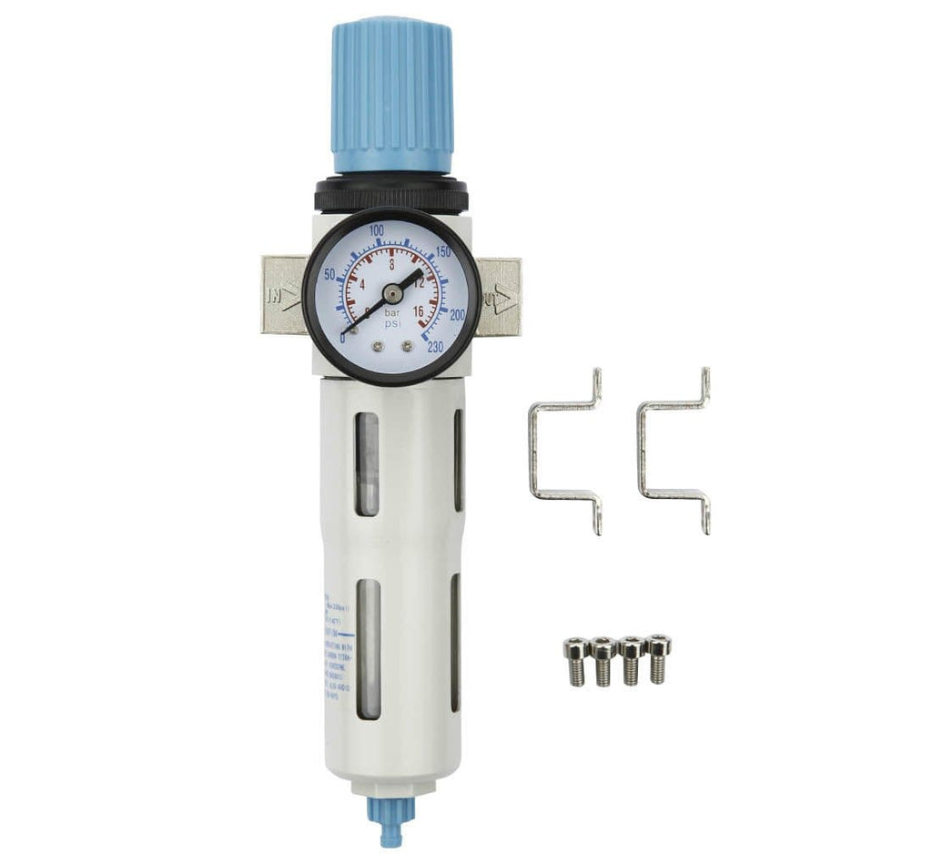 "ATS Water Separator With Manometer P-770 1/2"" PRO - stokker.co.uk"