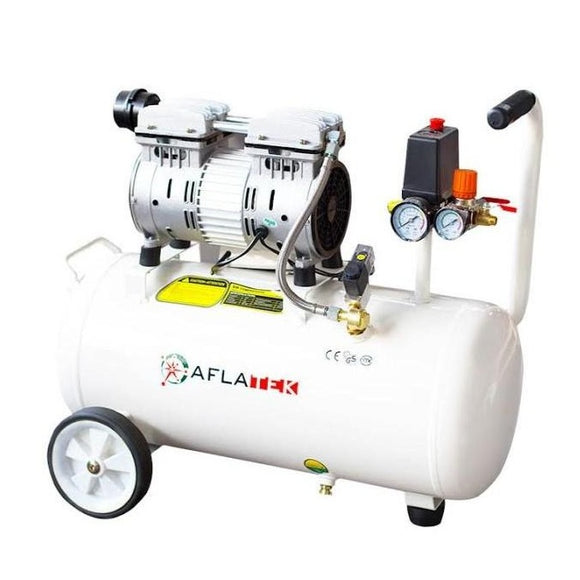 AFLATEK Silent 24 Air Compressor, Oil-Free. - stokker.co.uk