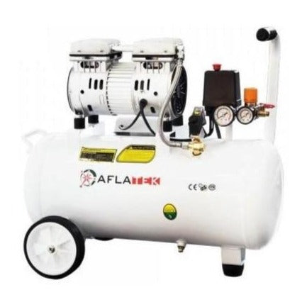 AFLATEK Silent 40 Air Compressor, Oil-Free.