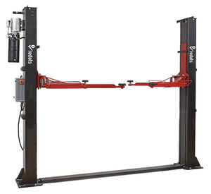 AUTOMOTIVE TWO-COLUMN LIFT 4T REDATS L-220 AUTOMATIC (3 PHASE) - stokker.co.uk