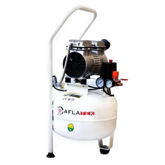AFLATEK Silent 15 Air Compressor, Oil-Free. - stokker.co.uk