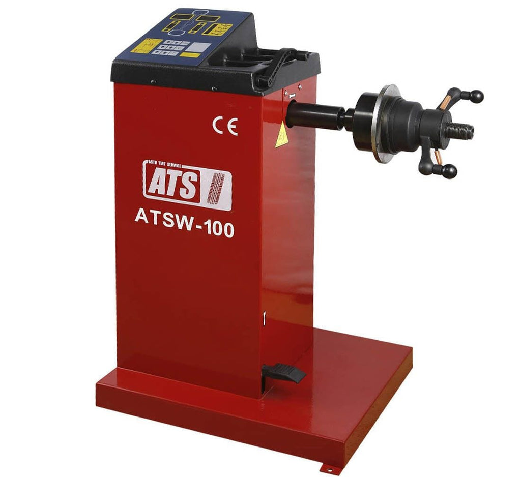 ATS Wheel Balancer W-100 Manual - stokker.co.uk