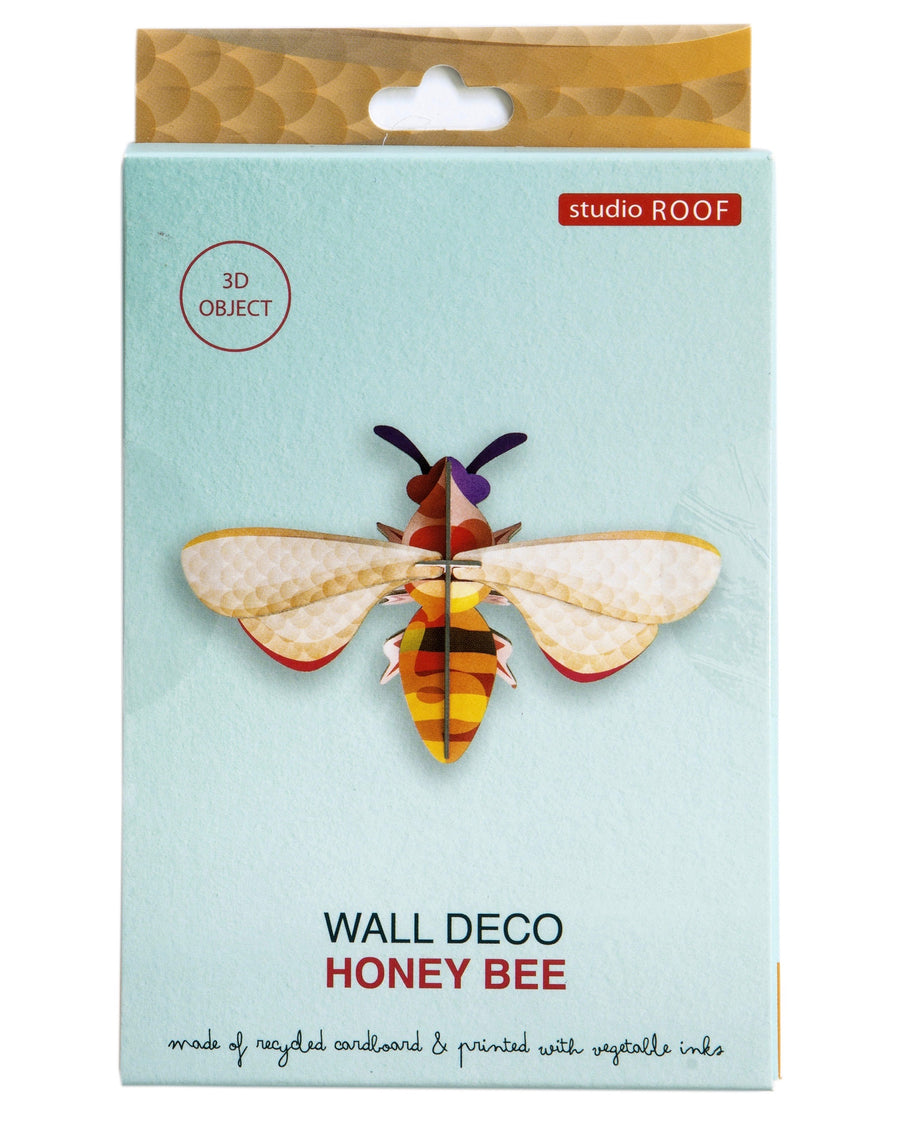 Muur Deco - Honey Bee