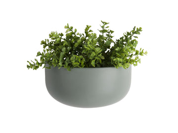 Present Time wandpot breed - Groen