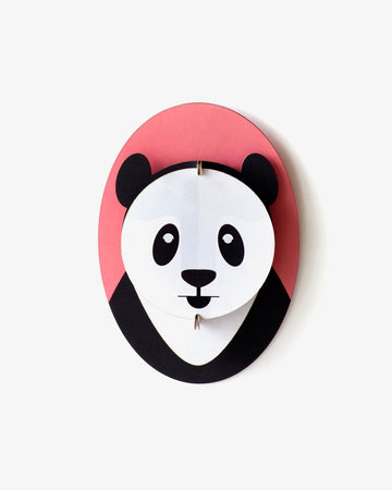 Muur Deco - Little Panda