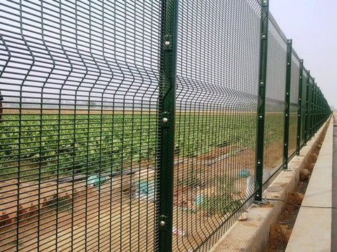 Security Fencing Panel ( Anti Climb Anti Cut)