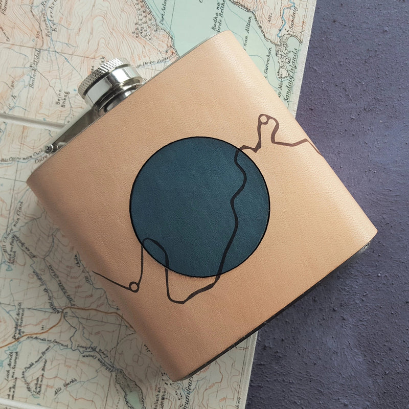 The River Hip Flask-Hip Flask-HÔRD