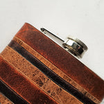 The Rust Layers Flask-Hip Flask-HÔRD