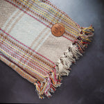 The Cotton Recycled Blanket - Pastel-New In-HÔRD