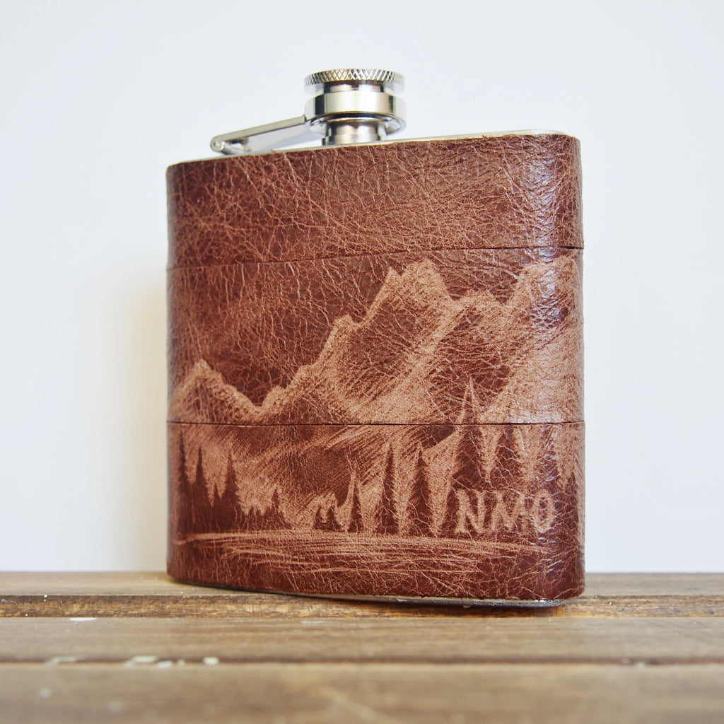 The Ranger Hip Flask-Hip Flask-HÔRD
