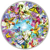 Round Table Puzzle, Hummingbirds, 500-Piece - Item 4SS-ABW412