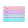 "Plastic Ruler, 6"", Pack Of 36 - Item 4SS-ACM00412BN"
