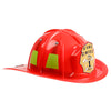 Red Firefighter Helmet - Item 4SS-AEAFRHELMET