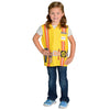 My 1St Career Gear Builder Top, One Size Fits Most Ages 3-6 - Item 4SS-AEATBLD